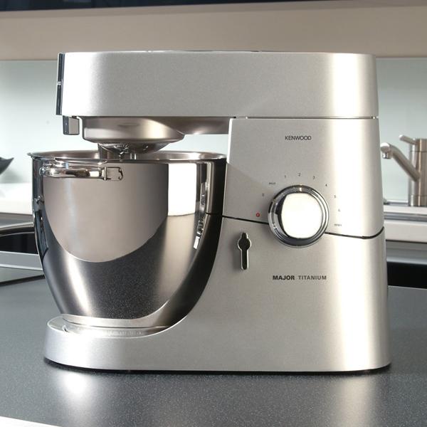 Kenwood KMM020 Major Titanium - Kuchyňské roboty