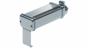 Profi nástavec pro výrobu širokých nudlí Bosch MUZ8NV2/ stříbrný