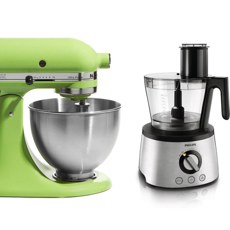 Co je food processor for Kitchenaid vs kenwood chef