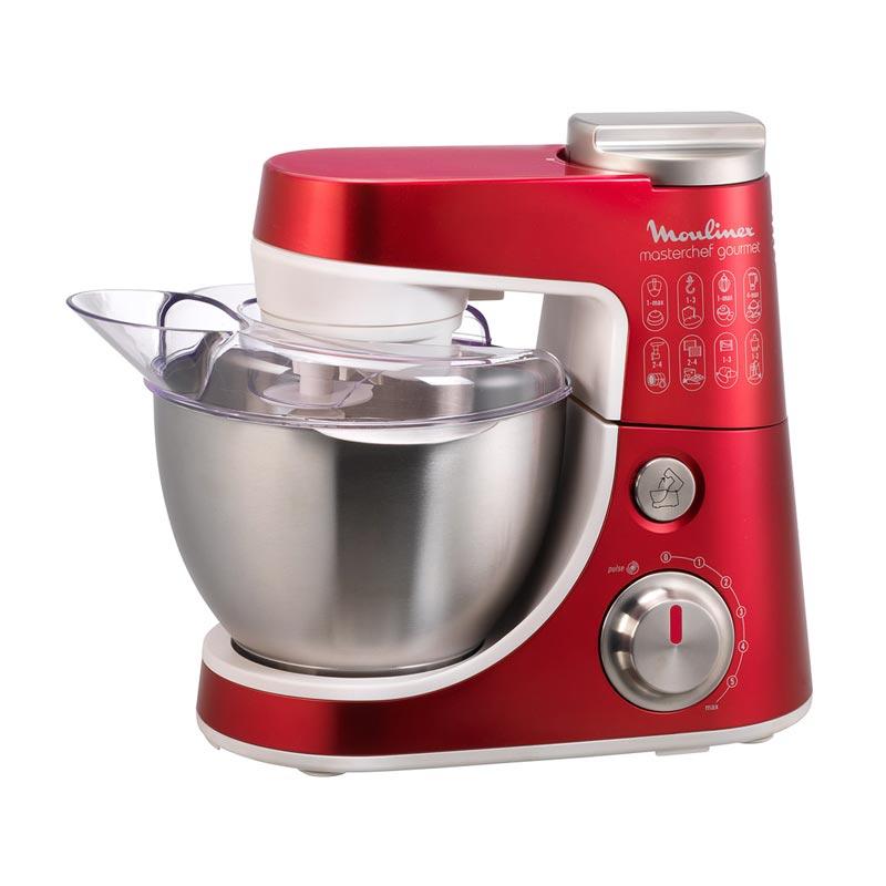 Kuchyňský robot Moulinex QA 404 Masterchef Gourmet